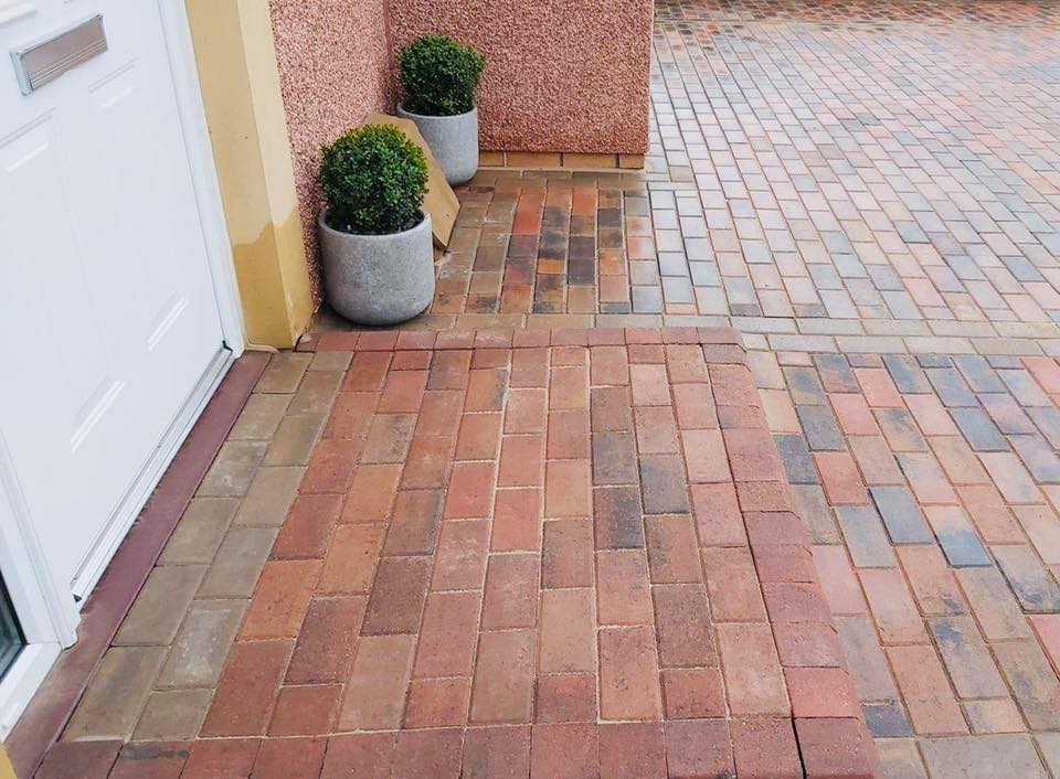 Armstrong's Block Pavers