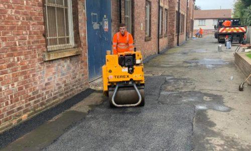 Tarmac Repair in Newcastle