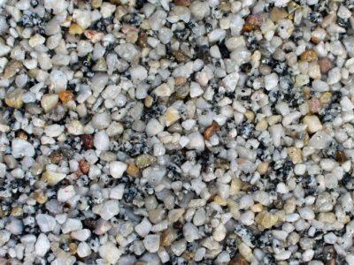 Alpine aggregate mix