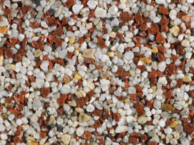 Pearl Blush resinbondedaggregate