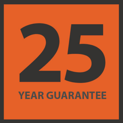 Armstrong's Roads & Driveways 25 year block paver guarantee