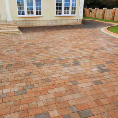 Durham Sett pavers by Armstrongs in Durham