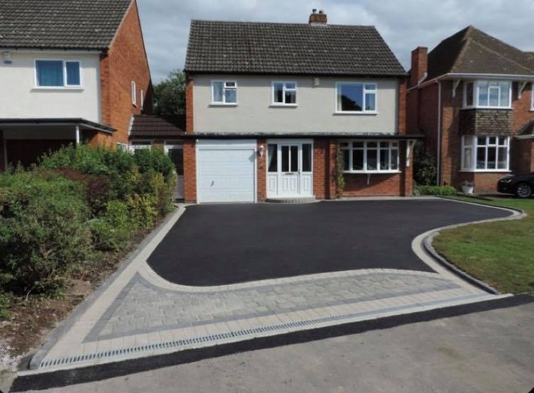 Block Paving & Tarmac Driveway in North East England